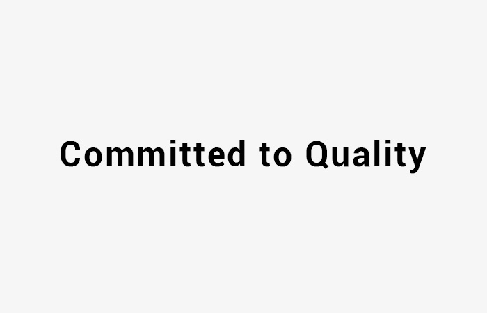 Committed-to-Quality