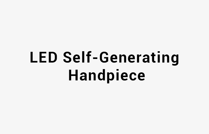 LED-Self-Generating-Handpiece