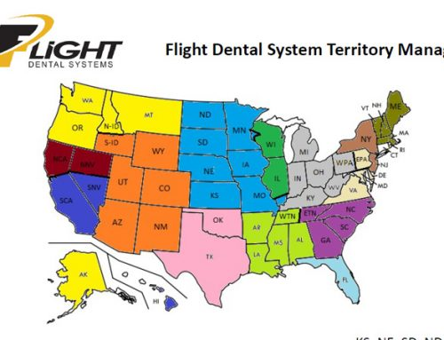Meet Flight Dental Systems Territory Managers in the USA