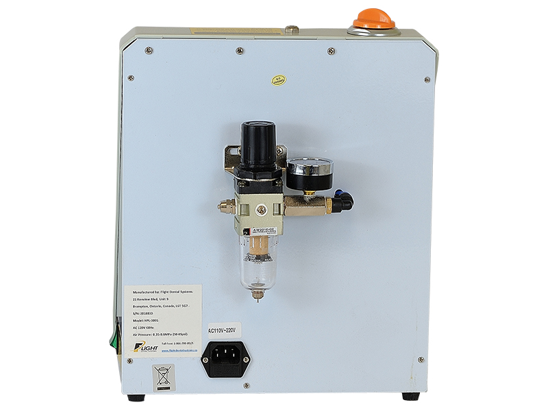 Handpiece Maintenance System